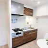 1LDK Apartment to Buy in Bunkyo-ku Kitchen