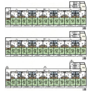 Whole Building {building type} in Kabemachi - Ome-shi Floorplan