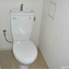 1R Apartment to Rent in Shibuya-ku Toilet