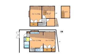 3SDK House in Ohara - Setagaya-ku