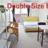 1DK Apartment to Rent in Osaka-shi Abeno-ku Bedroom