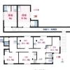 2K Apartment to Rent in Ota-ku Floorplan