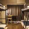 1R Serviced Apartment to Rent in Osaka-shi Kita-ku Bedroom