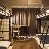 在大阪市北区内租赁1R 服务式公寓 的 卧室