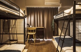 Minn Osaka-North - Serviced Apartment, Osaka-shi Kita-ku