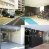 在港區內租賃2LDK 公寓大廈 的房產 戶外