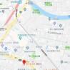 在大田區內租賃1K 公寓大廈 的房產 地圖