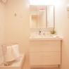 在大阪市北区购买2SLDK 公寓大厦的 盥洗室