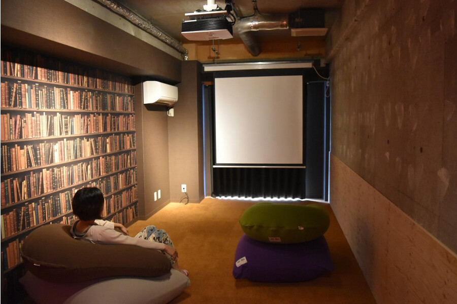 Shared Guesthouse to Rent in Fukuoka-shi Nishi-ku Outside Space