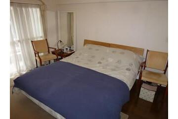 1DK Apartment to Rent in Meguro-ku Bedroom