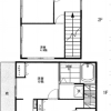 3K House to Rent in Toshima-ku Floorplan