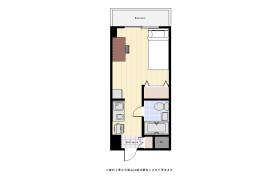 1R Mansion in Akebonocho - Tachikawa-shi