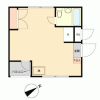 1R Apartment to Buy in Kawasaki-shi Tama-ku Floorplan
