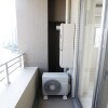 1K Apartment to Buy in Koto-ku Balcony / Veranda