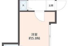 1R Apartment in Hommokucho - Yokohama-shi Naka-ku
