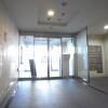 1K マンション 新宿区 エントランス