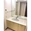 2LDK Apartment to Rent in Chuo-ku Washroom