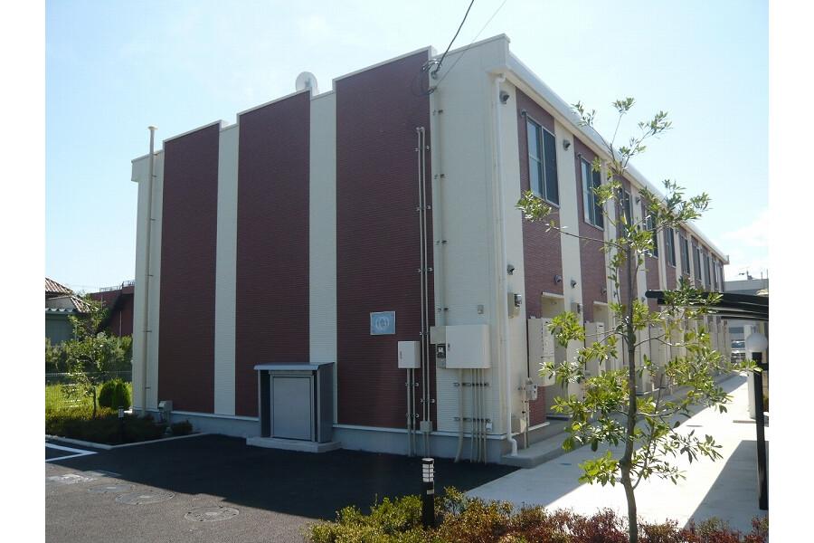 1LDK Apartment to Rent in Sammu-shi Exterior