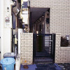 1R Apartment to Rent in Sumida-ku Building Entrance