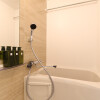 1K Serviced Apartment to Rent in Ota-ku Bathroom