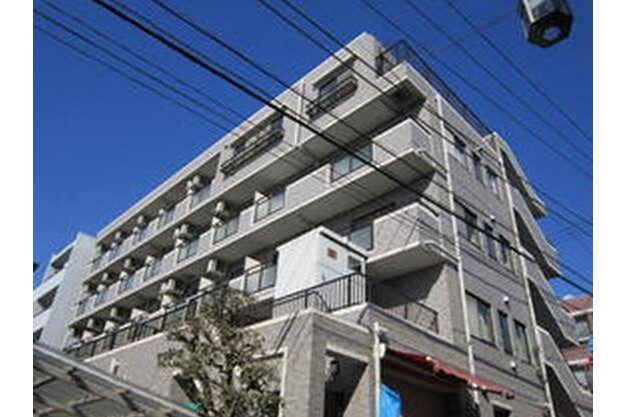 2DK Apartment to Rent in Ota-ku Exterior