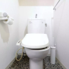 1R Apartment to Rent in Shinjuku-ku Toilet