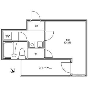 1R Mansion in Bunkyo - Sagamihara-shi Minami-ku Floorplan