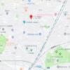 2K Apartment to Rent in Shinagawa-ku Map