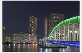 中央區勝どき-1LDK公寓大廈