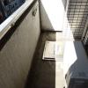 1DK Apartment to Rent in Minato-ku Balcony / Veranda