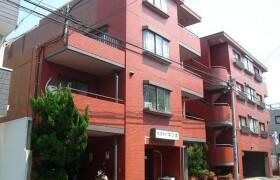 1R Mansion in Gohongi - Meguro-ku
