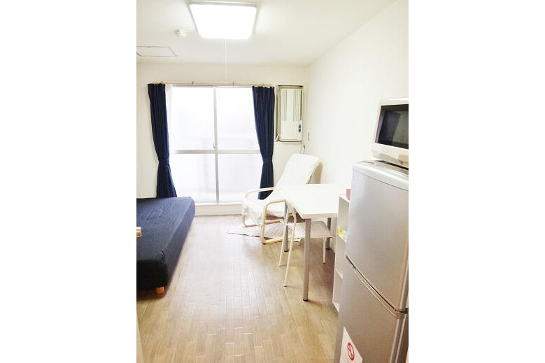 1K Apartment to Rent in Osaka-shi Higashisumiyoshi-ku Interior