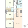 3LDK Apartment to Buy in Suginami-ku Floorplan
