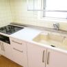3DK Apartment to Rent in Shibuya-ku Kitchen