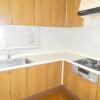 3LDK Terrace house to Rent in Shibuya-ku Kitchen
