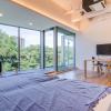 在Chiyoda-ku內租賃私有 服務式公寓 的房產 臥室