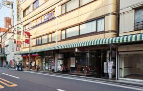 中野区上高田-商店{building type}