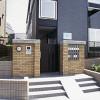 1K アパート 世田谷区 Building Entrance