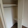 1R Apartment to Rent in Minato-ku Storage