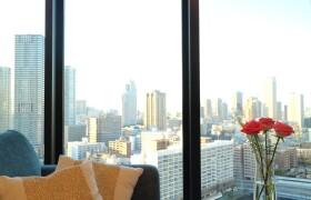 2LDK Apartment in Harumi - Chuo-ku