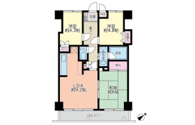 3LDK Apartment in Kanenokuma - Fukuoka-shi Hakata-ku