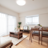 3LDK Apartment to Buy in Tachikawa-shi Living Room