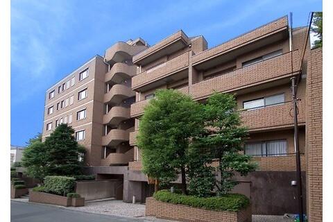 在Minato-ku购买2LDK 大厦式公寓的 户外