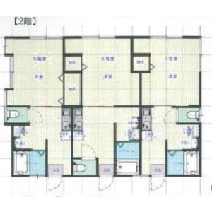 Whole Building {building type} in Komazawa - Setagaya-ku Floorplan