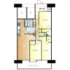 3LDK Apartment to Rent in Yokosuka-shi Floorplan