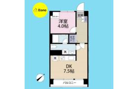 1DK {building type} in Kamimeguro - Meguro-ku