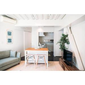 港區東麻布-1K公寓 房間格局