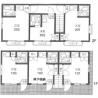 Whole Building Apartment to Buy in Meguro-ku Floorplan