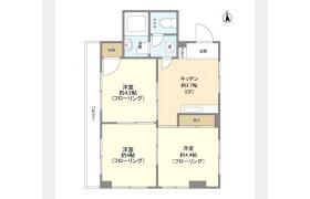 3K Mansion in Daizawa - Setagaya-ku