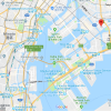 3LDK Apartment to Buy in Koto-ku Map